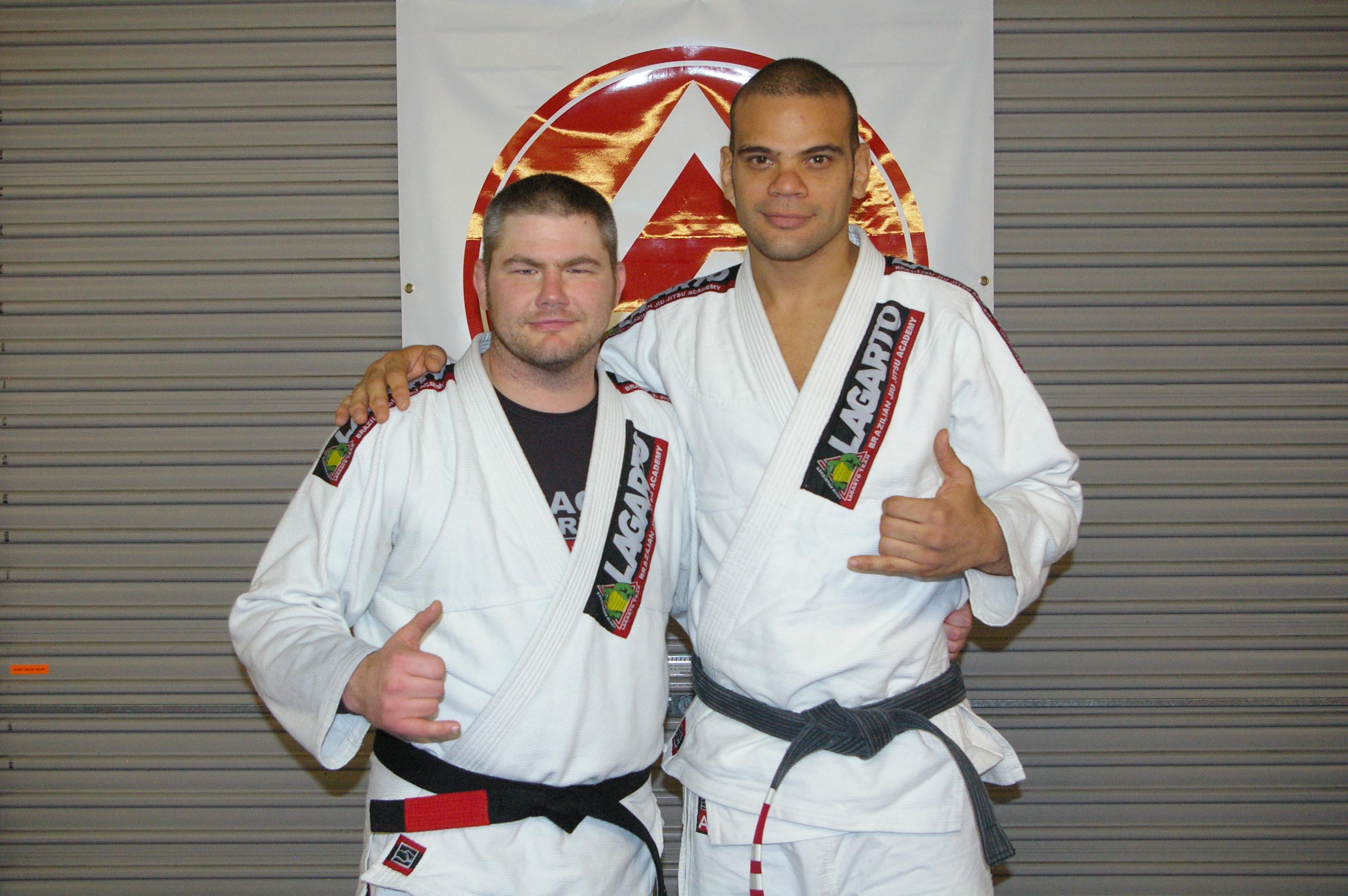 Qué es el Brazilian Jiu-Jitsu?